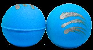 Image of Bubble Gum Bath Bomb Blue