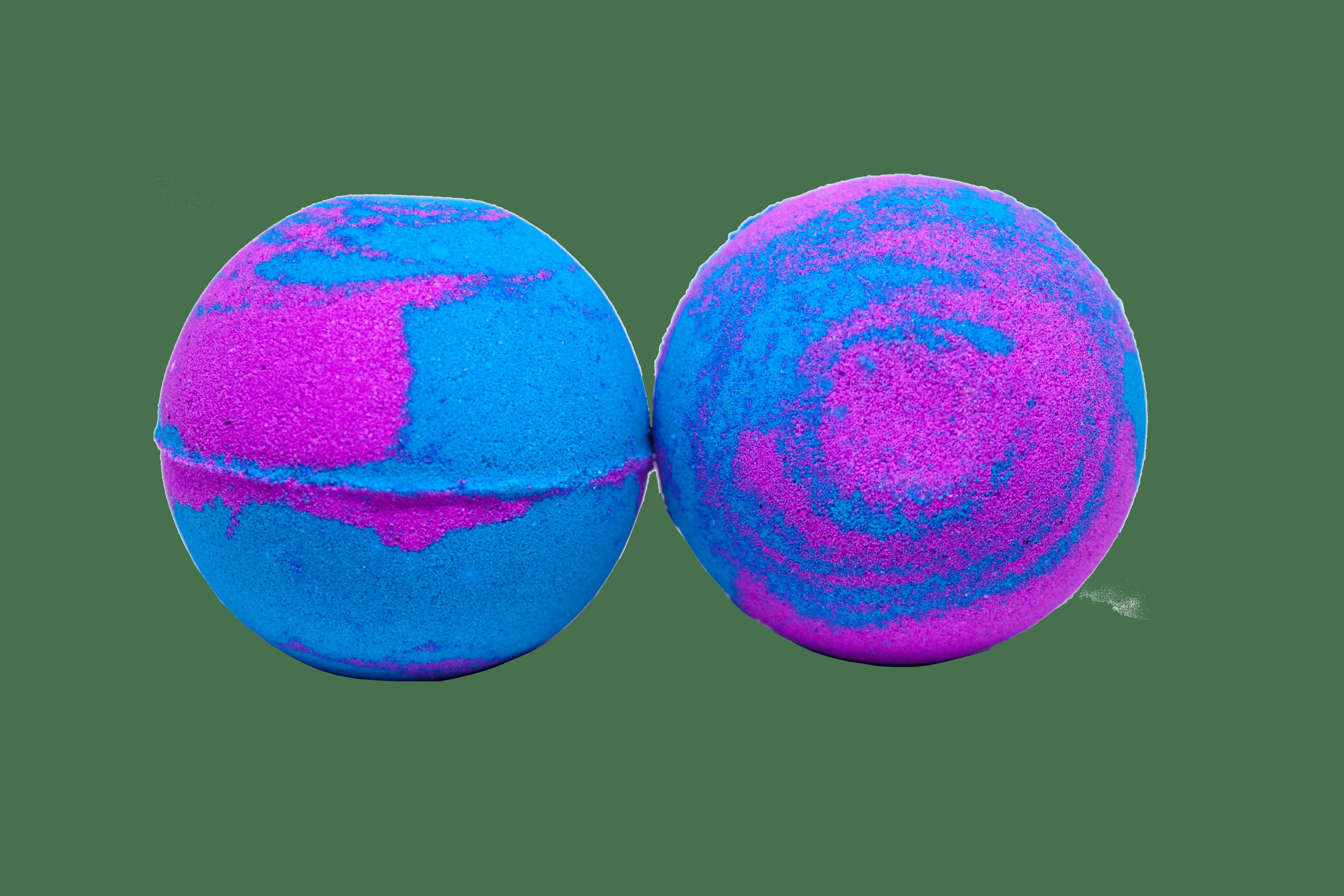 Image of Galaxy Berries Bath Bomb