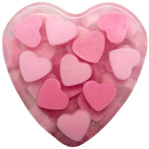 Image of Pink Sweetheart Soap
