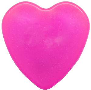 Image of Pink Twinkly Heart